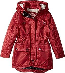 a15a90d85725 Urban Republic Kids Ultra Suede Faux Shearling Jacket Toddler ...