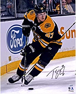 Torey Krug Boston Bruins Autographed 16