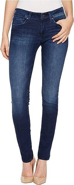 Mavi Jeans - Alexa Mid-Rise Skinny in Deep Shanti