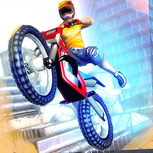 Tricky Light Trail Bike Stunts: Extreme Impossible Mega Ramps Bike Game