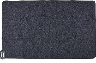 【Amazon.co.jp 限定】 [山善] ホットカーペット 1.5畳 (125cm×180cm) ダニ退治機能 温度調節5段階 6時間オートオフタイマー コンパクト収納 AUB-150 [メーカー保証1年]