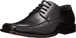 Stacy Adams Demill Bicycle-Toe Uniform Oxford Dress Shoe (Little Kid/Big Kid)