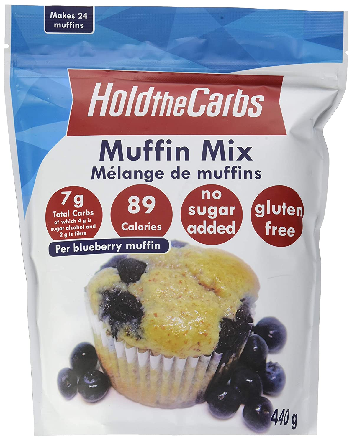 Hold Be super welcome the Carbs Muffin Mix 440 In a popularity GR