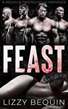 Feast: A Rough & Twisted Sci-Fi Romance (Ukkur Mates)