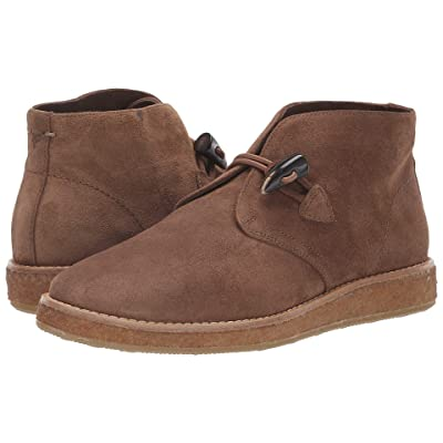Trask Carissa (Taupe Oiled Italian Suede) Women