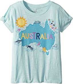 Australia Tee (Toddler/Little Kids/Big Kids)