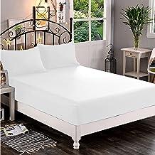 Elegant Comfort ™ Premium Hotel 1-Piece, Luxury & Softest 1500 Thread Count Egyptian Quality Bedding Fitted Sheet Deep Poc...