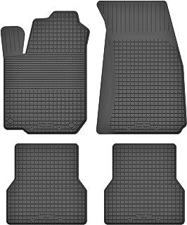 Gummi NEU RAND ROT Gummimatten für Renault Megane 4 IV Grandtour Fußmatten