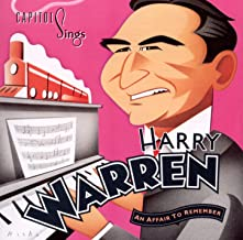 Best harry warren i know why Reviews