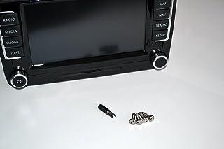 RNS 510 Diebstahlsicherung   Diebstahlschutz/Anti Thief Protection   Set 1