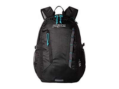 JanSport Agave (Black) Backpack Bags