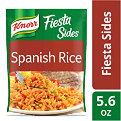Knorr Fiesta Rice Side Dish, Spanish Rice, 5.6 oz