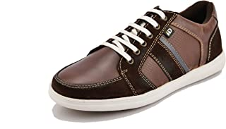 ID Men's Leather Casual Shoes