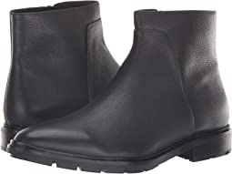 Black Weather Resistant Leather