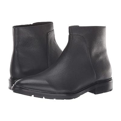 Via Spiga Evanna 2 Water-Resistant (Black Weather Resistant Leather) Women