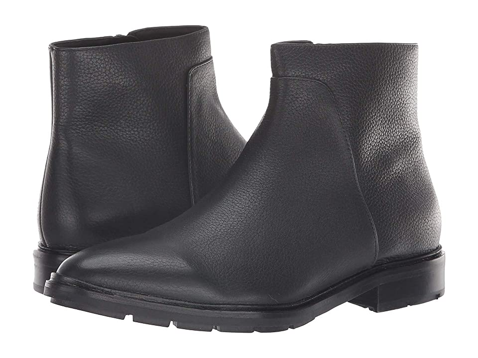 Via Spiga Evanna 2 Water-Resistant (Black Weather Resistant Leather) Women