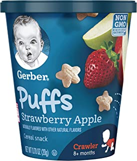 Best gerber puffs snack cup Reviews