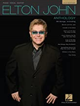 Elton John Anthology  Songbook: For Piano, Voice and Guitar