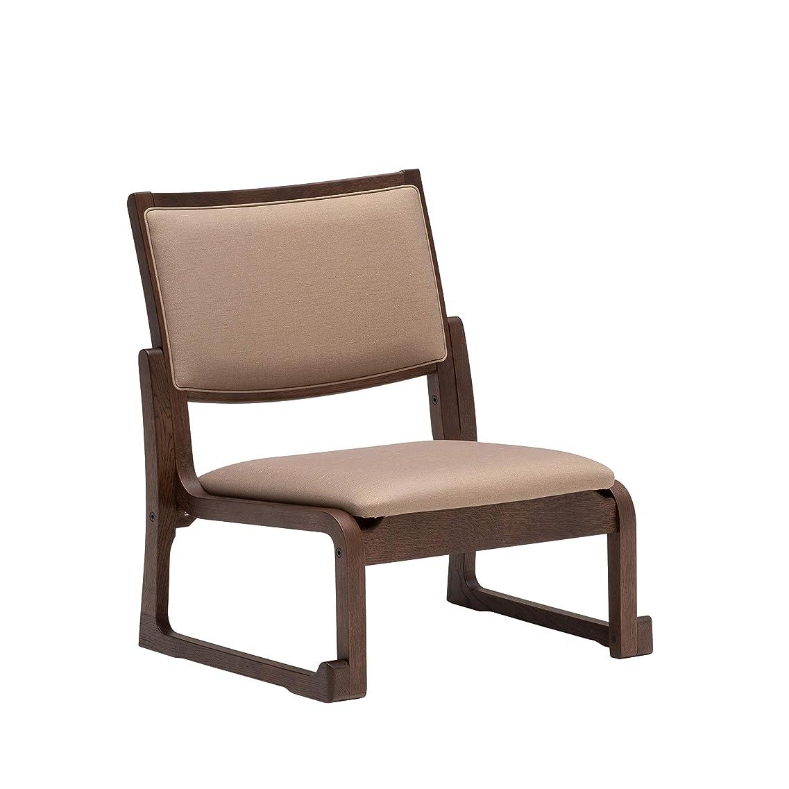 便利さ支払いさびた【カリモク正規品】 高座椅子 (低め) モカブラウン カリモク karimoku 立ち上がり サポート 座椅子 CS4607AKK