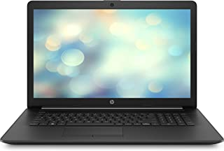 HP 17-ca1200ng (17,3 Zoll / HD+) Laptop (AMD Ryzen 3 3200U, 8 GB DDR4, 1 TB HDD, 128 GB SSD, AMD Radeon RX Vega 3, Windows 10 Home) schwarz