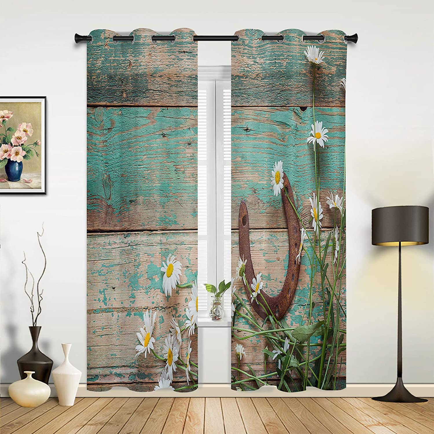 Max 79% OFF Window Sheer Curtains for Bedroom Dealing full price reduction Beautiful Spring Living F Room