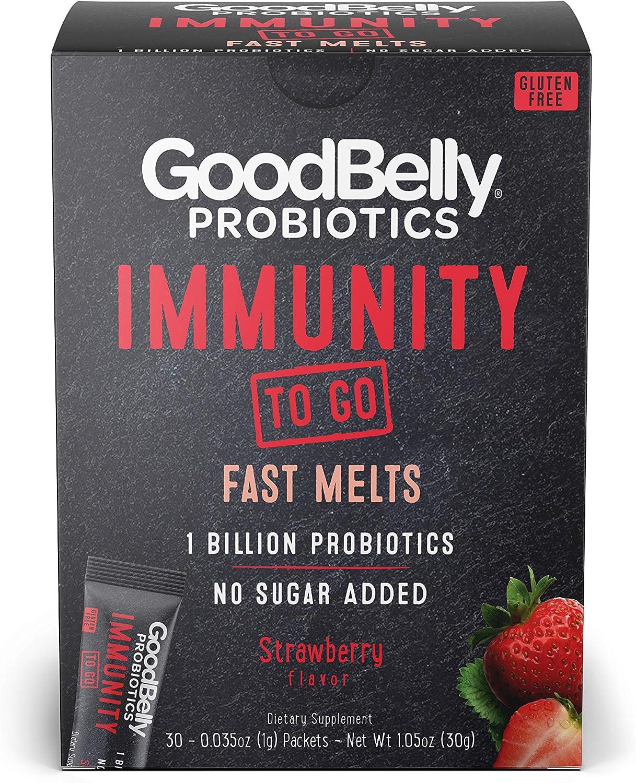 GoodBelly to Go ™ derrete rapidamente - promove ...