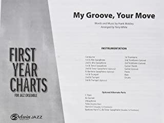 My Groove, Your Move: Conductor Score