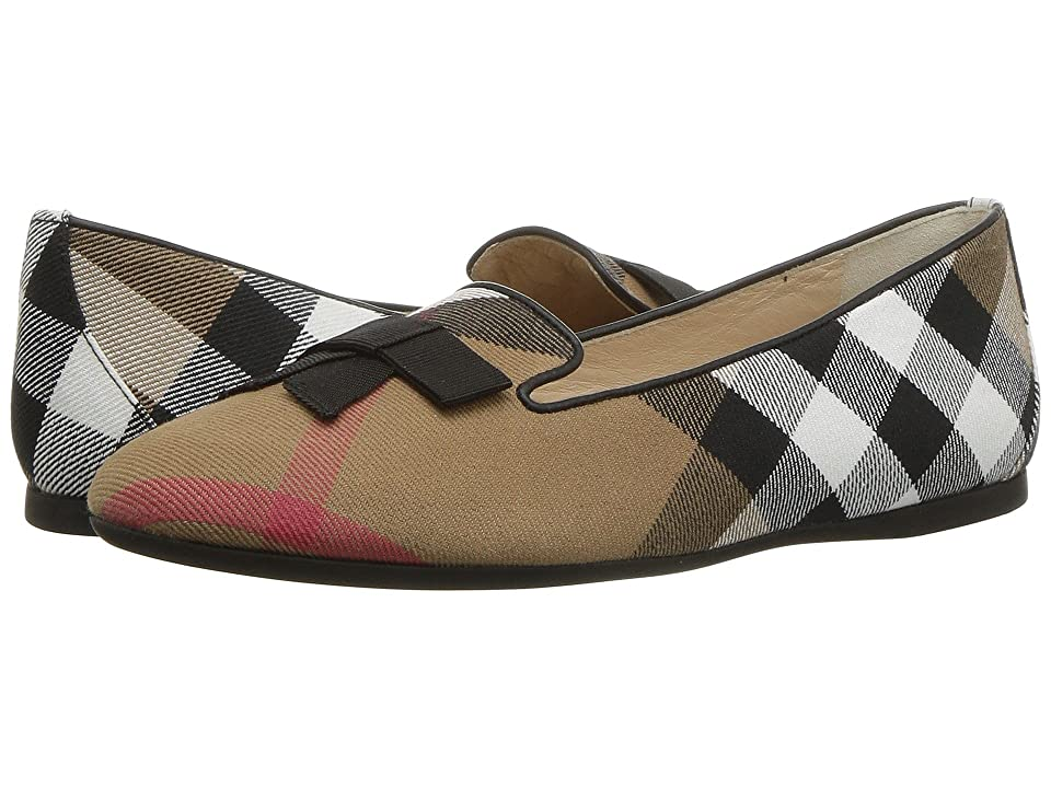 Burberry Kids Ally HC ABDYQ Shoe (Toddler/little Kid) (Classic Check) Kid