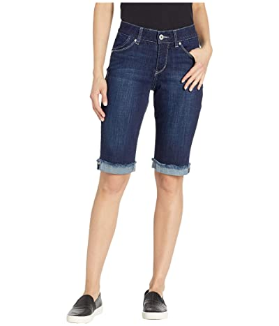 Jag Jeans Nina Denim Bermuda Shorts (Night Breeze) Women