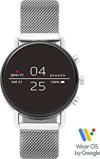 Skagen Men's SKT5102 Smart Digital Silver Watch