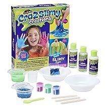 Cra-Z-Art Slimy – Slimy Fun Kit, Toys For Girls, 5 Years & Above, Creative, Art & Craft