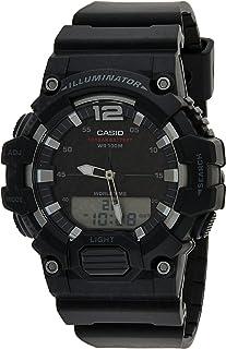 Casio Mens Quartz Watch, Analog-Digital Display and Resin Strap HDC-700-1AVDF
