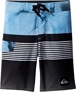 Quiksilver Kids Highline Lava Divison Boardshorts (Toddler/Little Kids)