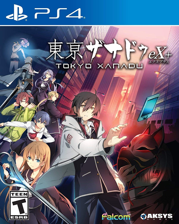 Tokyo Xanadu eX PlayStation 4