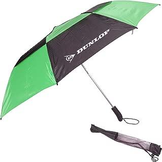 DUNLOP 56 Inch Auto Open Compact 2-Person Golf Umbrella