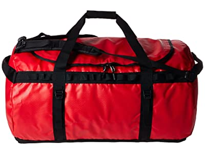 The North Face Base Camp Duffel Extra Large (TNF Red/TNF Black) Duffel Bags