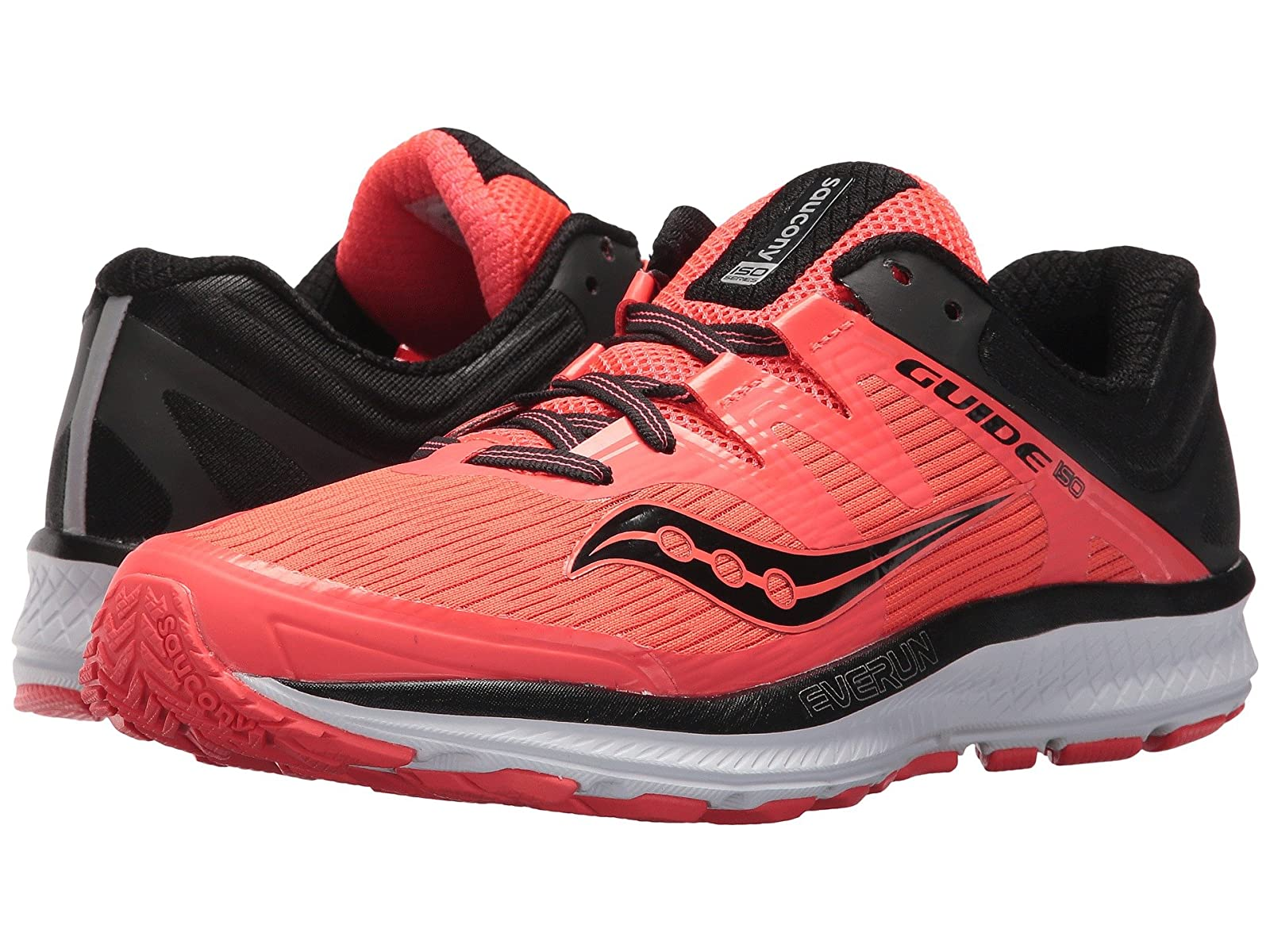 Saucony Guide ISOAtmospheric grades have affordable shoes