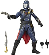 GI Joe Classified Series Cobra Commander Action Figure 06 Collectible Premium Toy, Accessories, 6inch Scale
