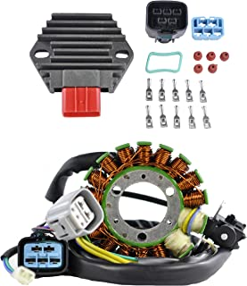 Kit Stator + Voltage Regulator Rectifier for Honda TRX 450 R 450R 2006-2009 | TRX450 ER 450ER 2006-2009 2012 2013