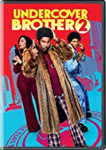undercover brother dvd cover