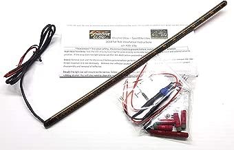 street bob rear fender kit