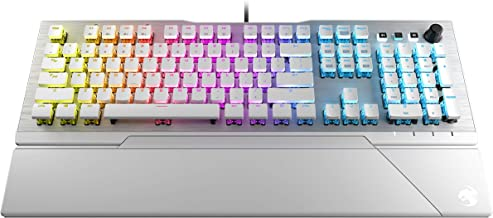 Vulcan 122 Aimo RGB Mechanical Gaming Keyboard - Brown Switches