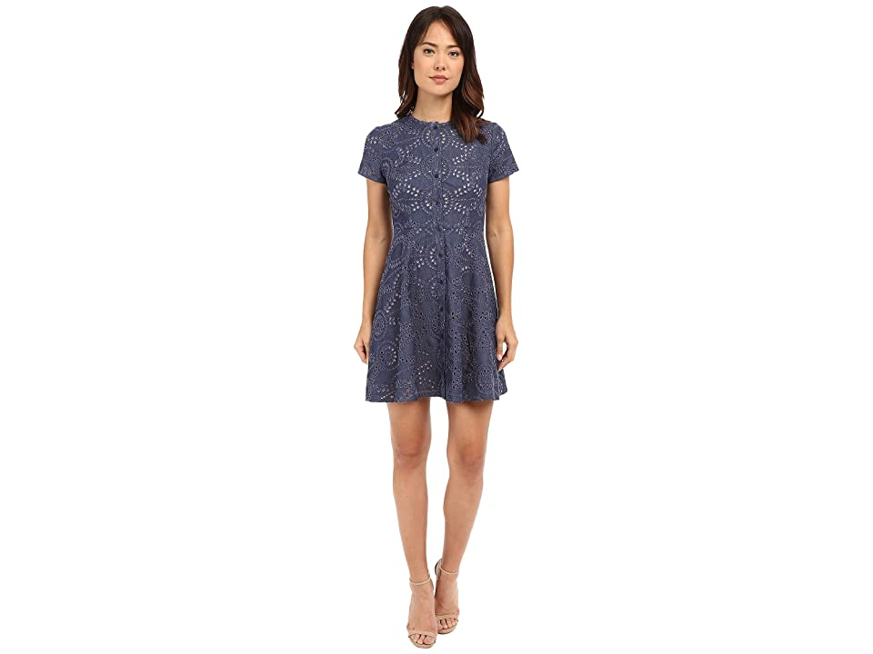 Shoshanna Mika Dress (Denim) Women