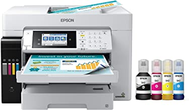 $1121 » Epson EcoTank Pro ET-16650 Wireless Wide-Format Color All-in-One Supertank Printer with Scanner, Copier, Fax and Ethernet