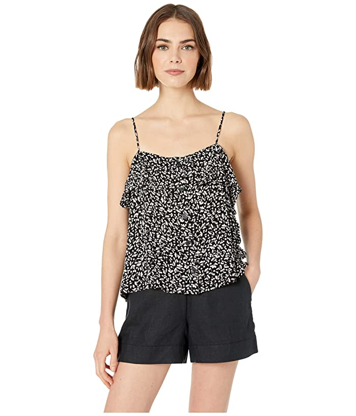 Volcom Now Or Now Cami (Black Combo) Women