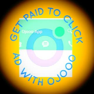PAID TO CLICK WITH OJOOO