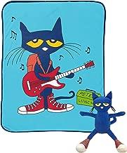 pete the cat blanket