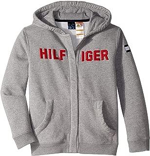 Tommy Hilfiger Boys 2-7 Grey Heather 3T