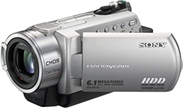 Sony DCR-SR300 6.1MP 40GB Hard Disk Drive Handycam Camcorder with 10x Optical Zoom
