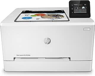 HP Color Laserjet Pro M254dw 彩色打印机 激光打印机 WLAN, LAN, Duplex, Airprint) 白色